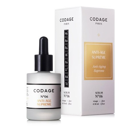 Serum Nº6 Anti-Edad Suprema CODAGE - 30ml