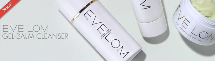GEL BALM CLEANSER de EVE LOM
