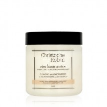 Christophe Robin - Cleansing Mask with Lemon